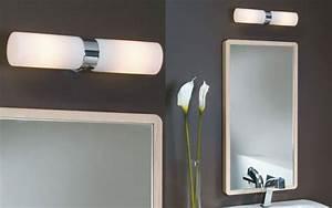 Luminaire Salle De Bain Design : luminaire salle bains accueil design et mobilier ~ Teatrodelosmanantiales.com Idées de Décoration