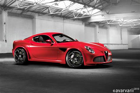 2010 Alfa Romeo 8c Gta  Top Speed