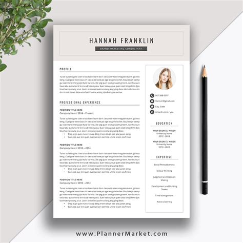 get your resume noticed to starting your new the right foot with this beautiful creative