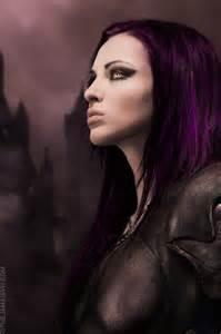 Female Vampire Warrior