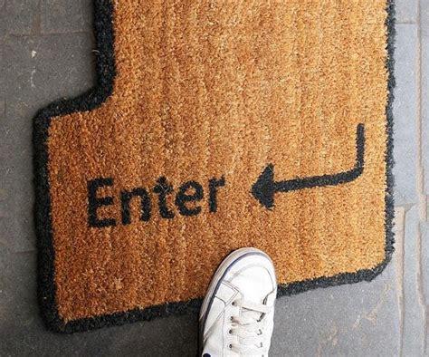 Key Doormat by Keyboard Enter Key Doormat