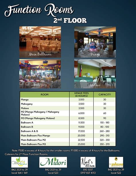 function rooms alabang country club