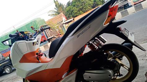 Pcx 2018 Cbu by Modifikasi Honda Pcx Cbu Mothai