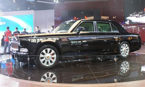 Chinese Company Launches The Most Expensive Chinese Car