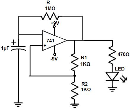 How Wire Plus Minus Gnd Into Opamp Chip The