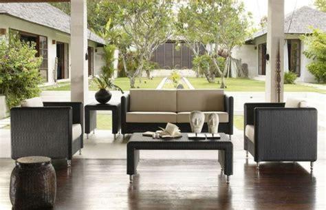 salon d exterieur design la mobilier de jardin de luxe par skyline design