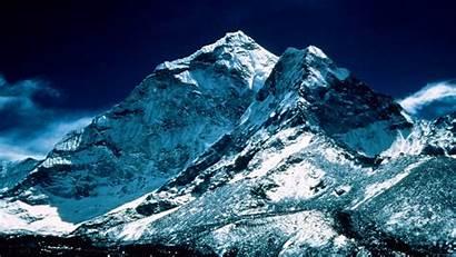Everest Mount Wallpapers Desktop Pantalla Peak Fondos