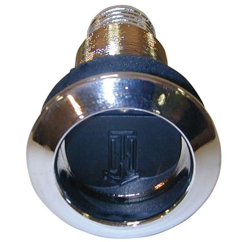 Key West Boat Replacement Parts by T H Marine Recessed Threaded Thru Hull Scupper West Marine