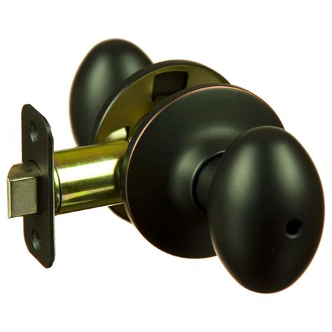Bronze Bathroom Knobs by Lot Of 10 Hensley Rubbed Bronze Privacy Egg Door Knobs