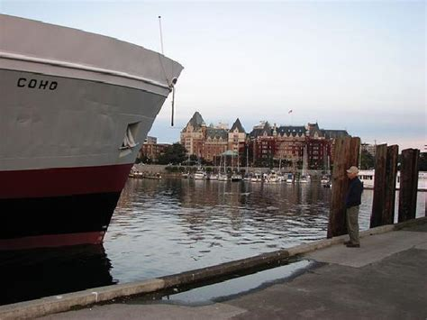 reved ls victoria bc victoria bc inner harbour and coho picture of super 8
