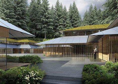 kengo kuma designs new cultural village for portland s