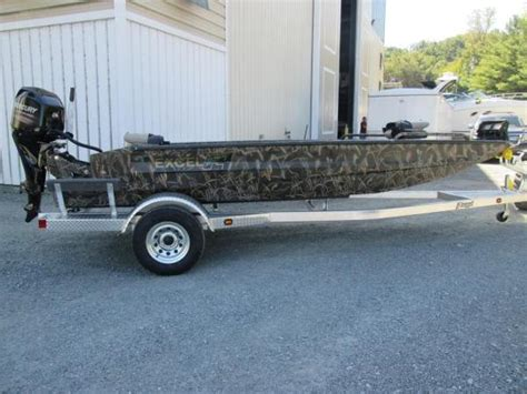 Excel Duck Boats For Sale by Excel 1860 Viper Duck Boat Boats For Sale In Connecticut