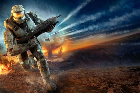 Halo Tv Series Coming To Showtime