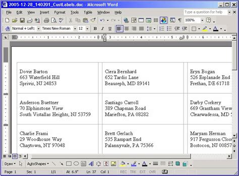 how to use avery templates in word avery label for word free programs utilities and apps djbackup