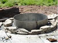 fire pit construction Backyard Deck Pictures From Blog Cabin 2010 | DIY Network ...