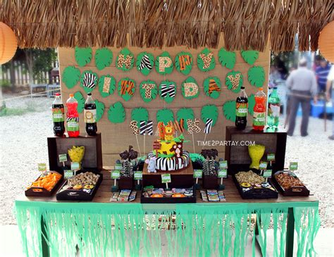 "Jungle  Birthday ""jungle Themed 1st Birthday""  Catch My"