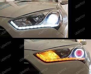 Switchback Led Strip Lighting For Headlight With Sequence