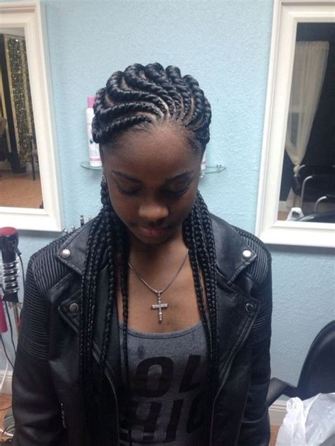 Black Cornrow Hairstyles Pictures by Cornrow Braid Styles Cornrow Braid Hairstyles