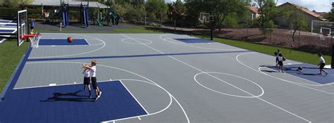 Versacourt Court Tile Installation Play On Courts