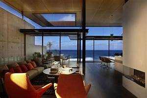 Modern beach house comfort and beautiful sight homesfeed for Beach house 2015 modern interior design
