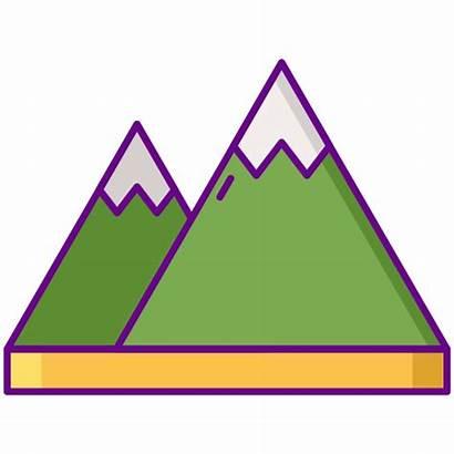 Icon Altitude Mountain Garmin Apps Simply Icons