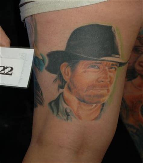 chuck norris tattoo chuck norris tattoo award winning tattoos