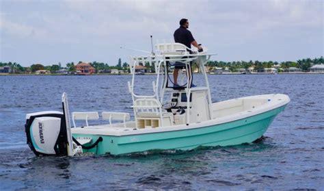 Panga Boat Auction by 2016 Andros 26 Tarpon Panga Mojito Gause Built Center