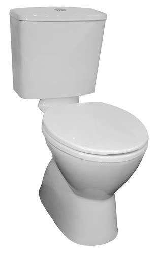 Toilet Suite Plaza Deluxe S Trap White   Agnew Building