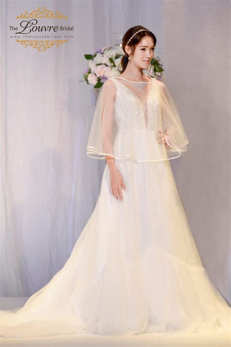 Latest Korean Wedding Dress Trends And Styles