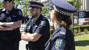 New-look uniform for South Australia Police | Barossa ...
