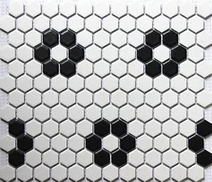 Sicis-Black-white-hexagonal-ceramic-mosaic-tile-kitchen ...