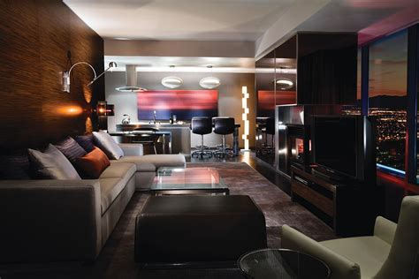 One Bedroom Suite At Palms Place by Palms Place Hotel And Spa At The Palms Las Vegas 2017