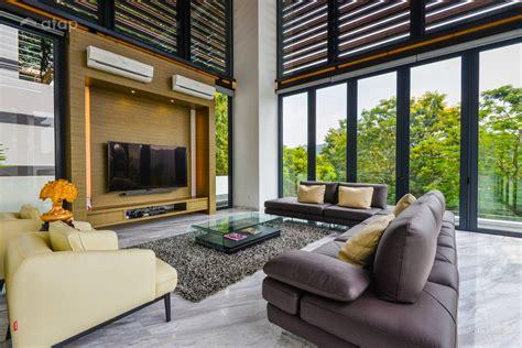 Zen Living Room Photos by Asian Zen Living Room Bungalow Design Ideas Photos