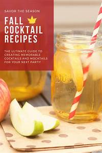 Fall Recipes For Your Next Party