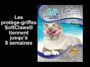Anti Griffe Chat : prot ge griffes pour chat softclaws la solution anti ~ Premium-room.com Idées de Décoration
