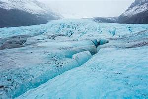 Glaciers In Iceland - Euro-trip Day 16
