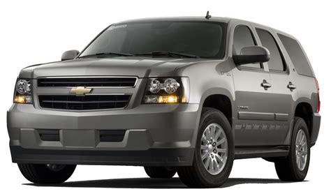 types of suvs chevy tahoe suvs with 3rd row seating