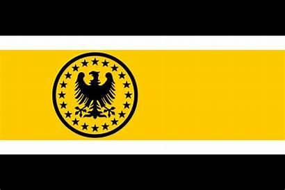 Flag Federation Danubian Austria Hungary Federalized Proposed