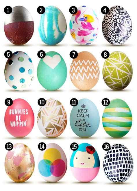 how to design an easter egg easter egg roundup 16 cute designs little gold pixel