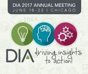 Algorics @ DIA 2017 Annual Meeting, 18/22 June 2017 | Algorics
