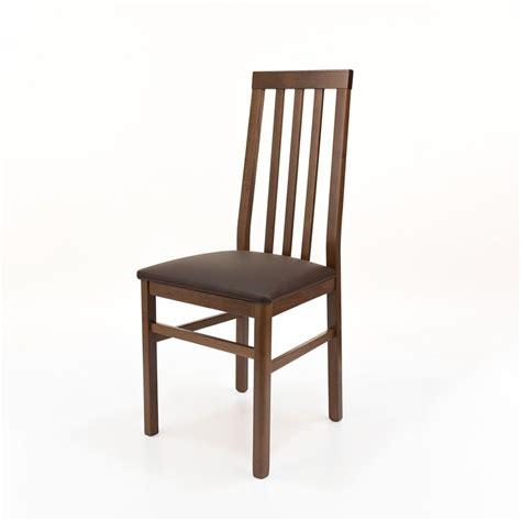 assise chaise mu14 chaise moderne en bois avec assise rembourrée