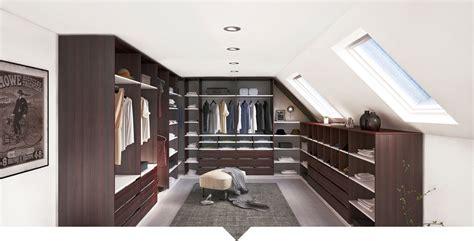 Ankleidezimmer Mit Schrä Planen by Begehbare Kleiderschr 228 Nke Nach Ma 223 Konfigurieren