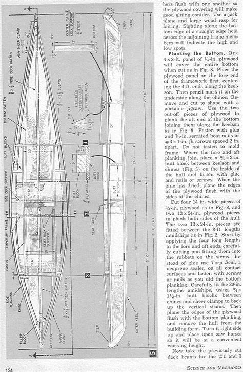 woodwork kayak plans  plans