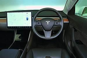 Tesla Model 3 Interior, Sat Nav, Dashboard | What Car?