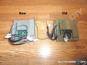 fix  ge profile refrigerator    cooling allthumbsdiycom