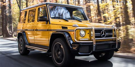 This Is The New 577bhp Mercedes-amg G63