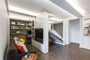 Aménagement Petit Appartement : bien am nager un petit appartement ~ Nature-et-papiers.com Idées de Décoration