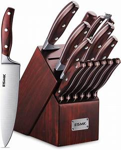 Knife, Set, 15