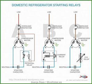 Wiring Diagram  Air Compressor Motor New Air Compressor
