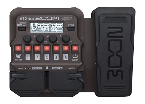 Sonic A1x a1 four a1x four multi effects processors zoom